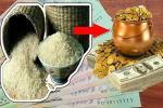 Mẹo phong thủy cực hay: Đặt hũ gạo ở vị trí này trong nhà, gia chủ đếm tiền mỏi tay