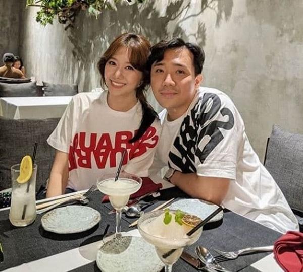 Tin sao Việt: Trấn Thành lép vế ngoại hình Hari Won