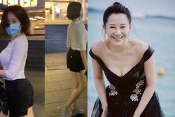 Nữ diễn viên 51 tuổi bị nhầm là thiếu nữ vì vóc dáng gợi cảm