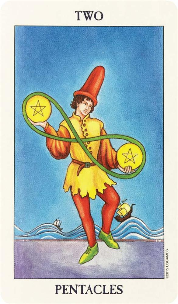 Bói bài Tarot tuần từ 20/7 đến 26/7: Lời khuyên hữu ích giúp bạn vượt qua khó khăn-4