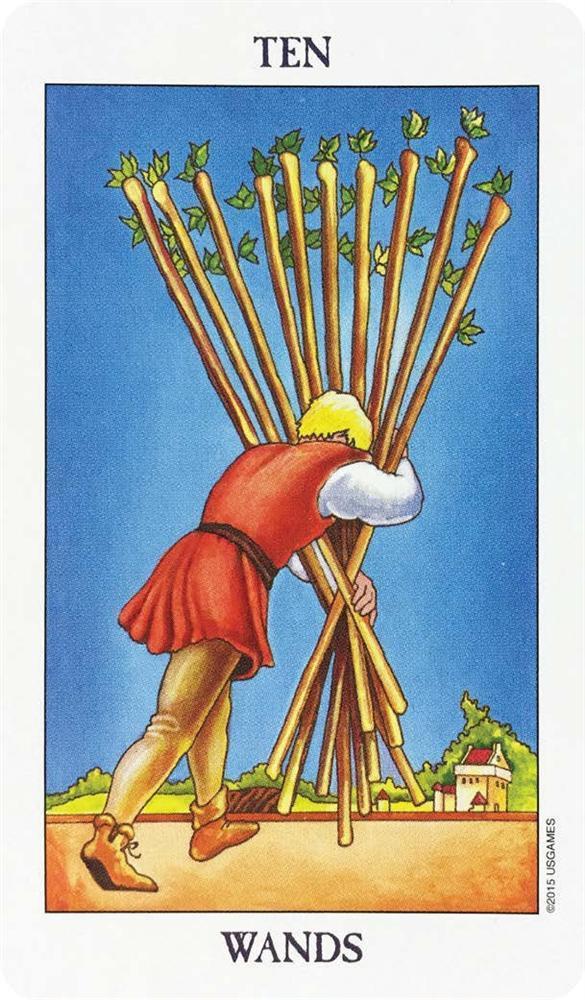 Bói bài Tarot tuần từ 20/7 đến 26/7: Lời khuyên hữu ích giúp bạn vượt qua khó khăn-2