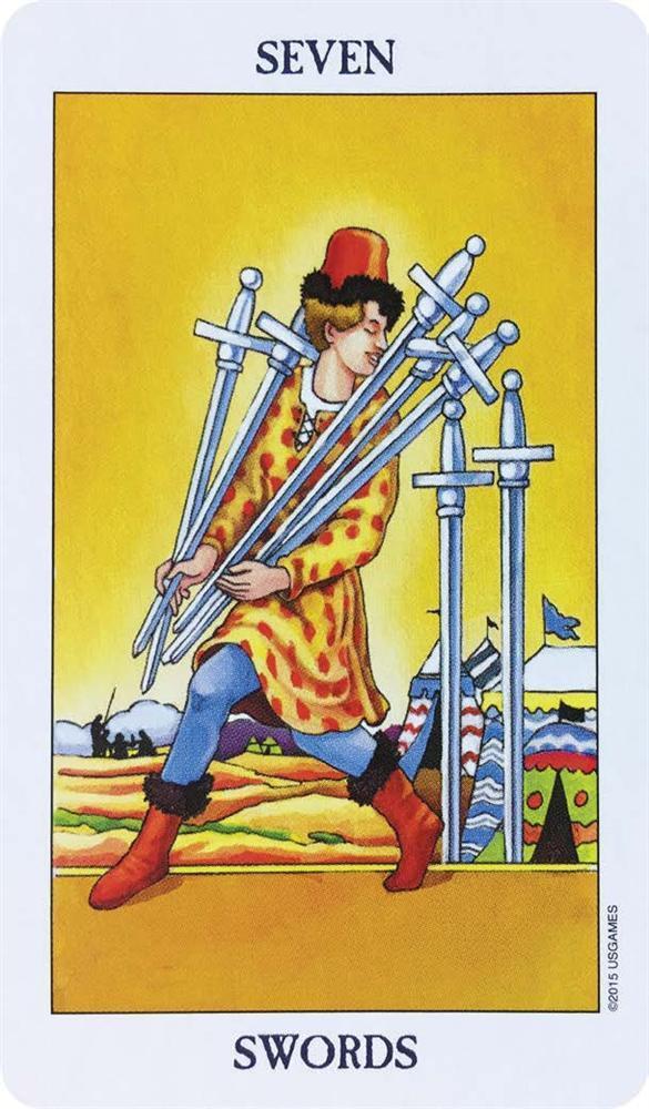 Bói bài Tarot tuần từ 20/7 đến 26/7: Lời khuyên hữu ích giúp bạn vượt qua khó khăn-3
