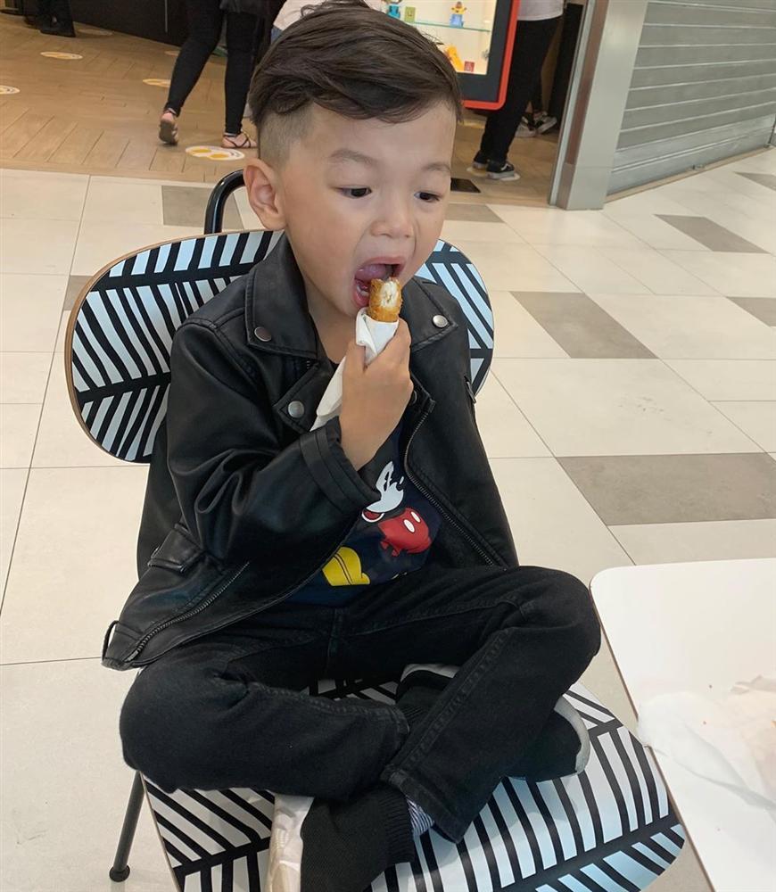 Sao Việt cắt tóc cho con: Thu Minh thất bại, Kỳ Hân xứng danh cây kéo vàng-3