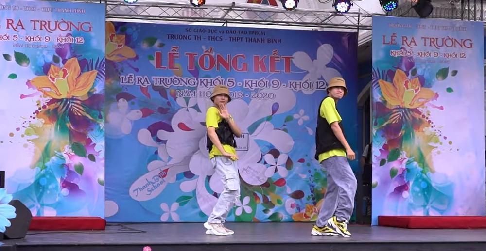Quang Đăng nói về bài nhảy 18+ trong trường học: Tôi sai ở đâu sẽ nhận lỗi ở đó-3