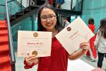 Phương Mỹ Chi khoe thành tích học tập đáng ngưỡng mộ tại trường quốc tế