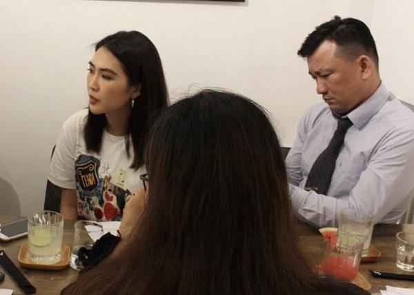Hoa hậu Tường Linh bật khóc, kiện nguồn tin vu khống mình bán dâm 50.000 USD-2
