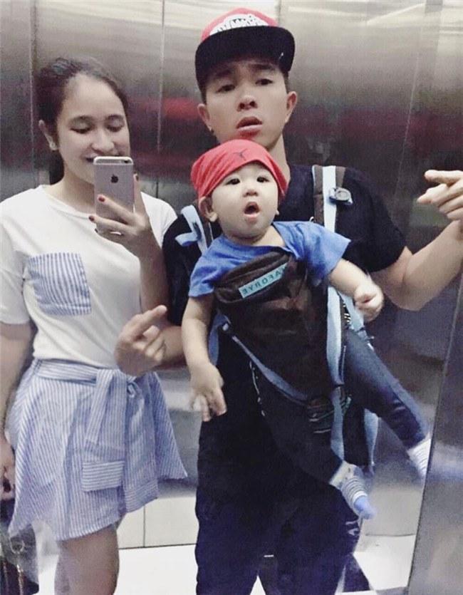 Cưới hotgirl Hà Thành, Phúc Bồ coi vợ như nữ hoàng, tắm rửa thay tã cho con tự làm hết-6