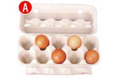 Bạn sẽ xếp trứng theo cách nào? Câu trả lời tiết lộ ưu điểm cần phát huy-1