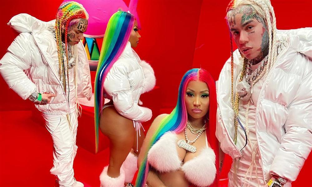 Nicki Minaj chính thức công bố mang thai con đầu lòng ở tuổi 37-3
