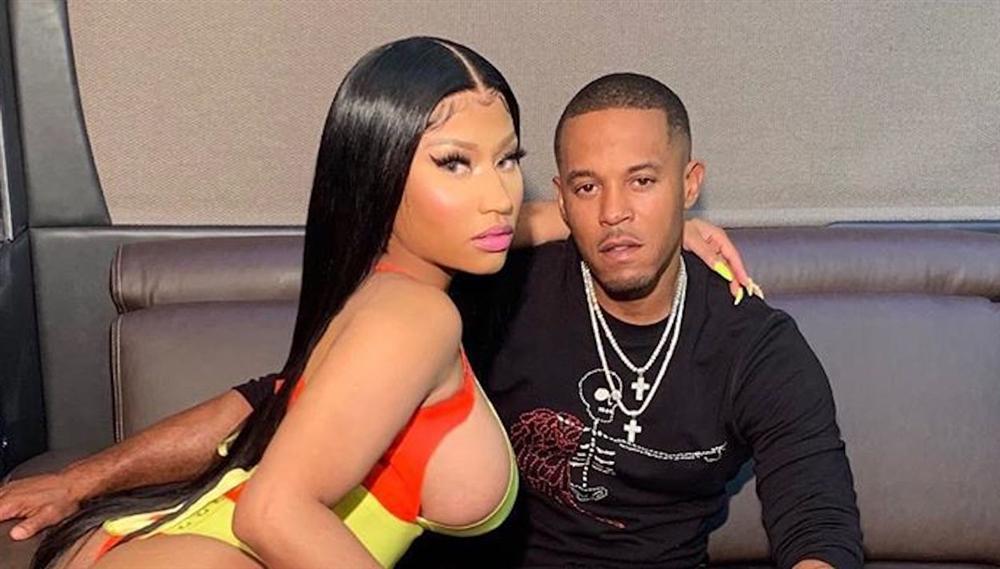 Nicki Minaj chính thức công bố mang thai con đầu lòng ở tuổi 37-4