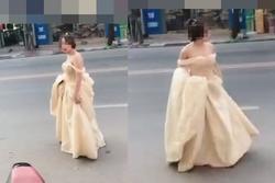 Cô gái chạy bộ cả cây số đến đám cưới người yêu cũ chỉ vì 'muốn nhìn anh cười hạnh phúc'
