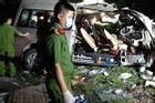 Danh tính các nạn nhân tử vong sau khi xe tải và xe khách đối đầu tại Bình Thuận