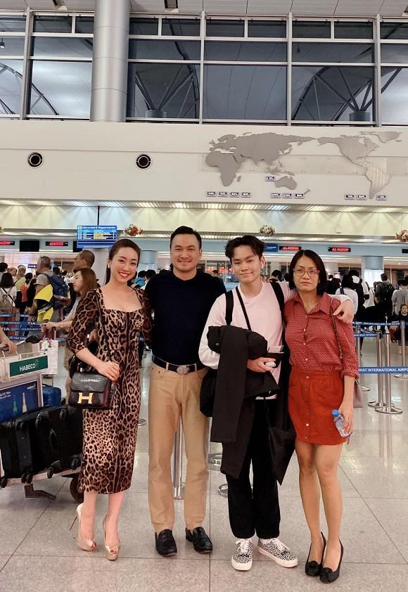 Bạn gái Chi Bảo phân trần tấm ảnh dìm hàng vợ cũ nam diễn viên-2