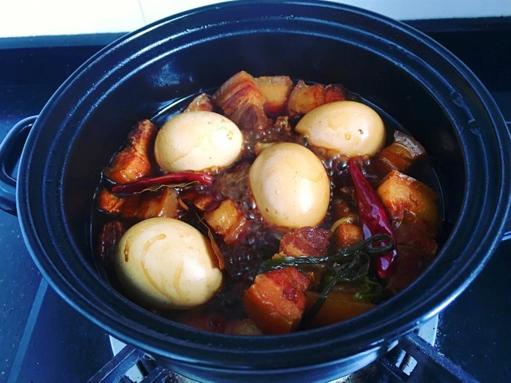 Làm thịt kho trứng kiểu này, ăn 3 bát cơm vẫn thấy thèm-9