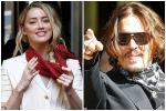 Amber Heard phủ nhận ngoại tình với Leonardo DiCaprio ở phiên tòa