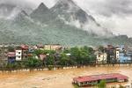 Mưa lũ sạt lở ở Hà Giang: 5 người thiệt mạng, 1 người mất tích, 2 nhà máy thủy điện dừng hoạt động