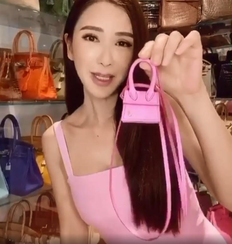 Chị em Ngọc Trinh – Phượng Chanel có song kiếm hợp bích thì cũng phải nể phục người phụ nữ chi 350 triệu sắm chiếc túi Hermès vô dụng-3
