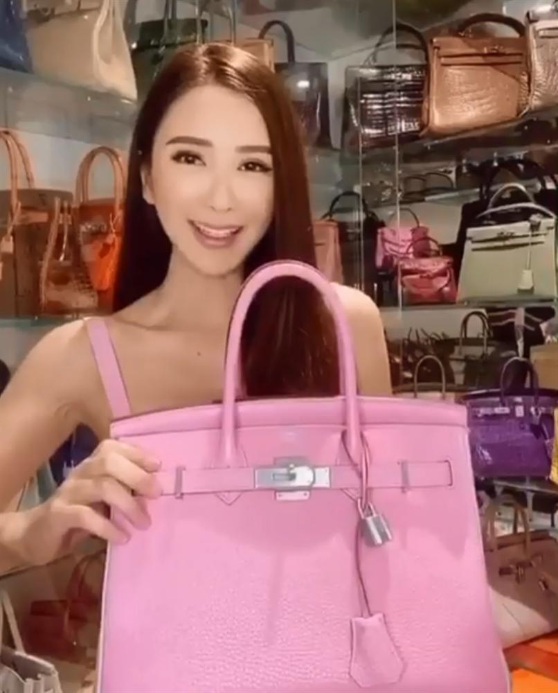 Chị em Ngọc Trinh – Phượng Chanel có song kiếm hợp bích thì cũng phải nể phục người phụ nữ chi 350 triệu sắm chiếc túi Hermès vô dụng-4