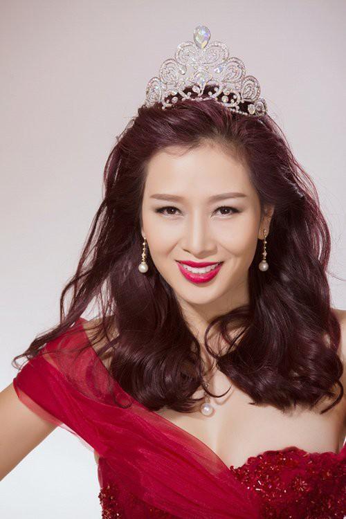 Hoa khôi Thu Hương lên tiếng khi bị tố cáo là tú bà siêu hạng-1
