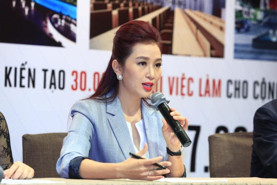 Hoa khôi Thu Hương lên tiếng khi bị tố cáo là tú bà siêu hạng-3