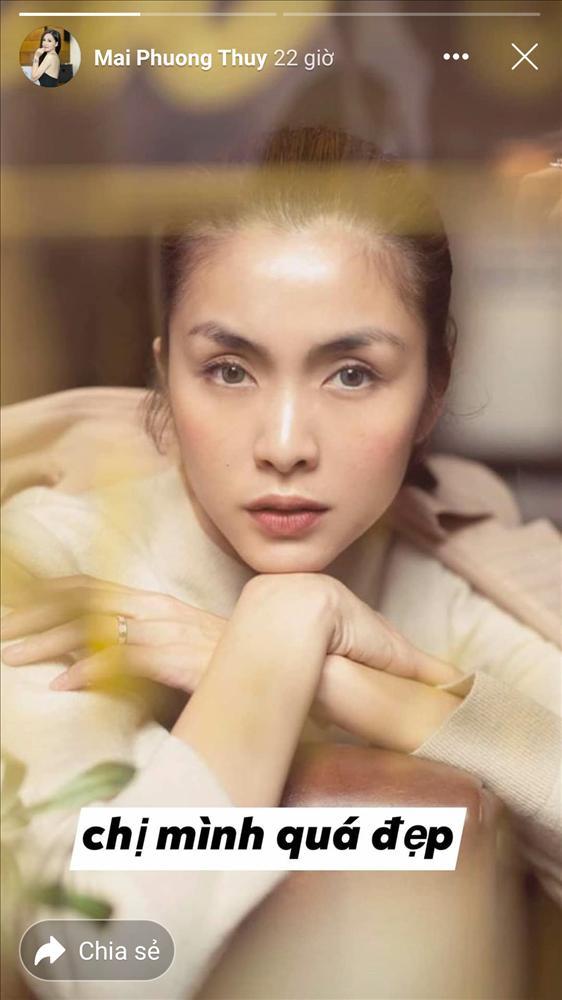 Mai Phương Thúy say mê vẻ đẹp hiếm có của ngọc nữ Tăng Thanh Hà-1