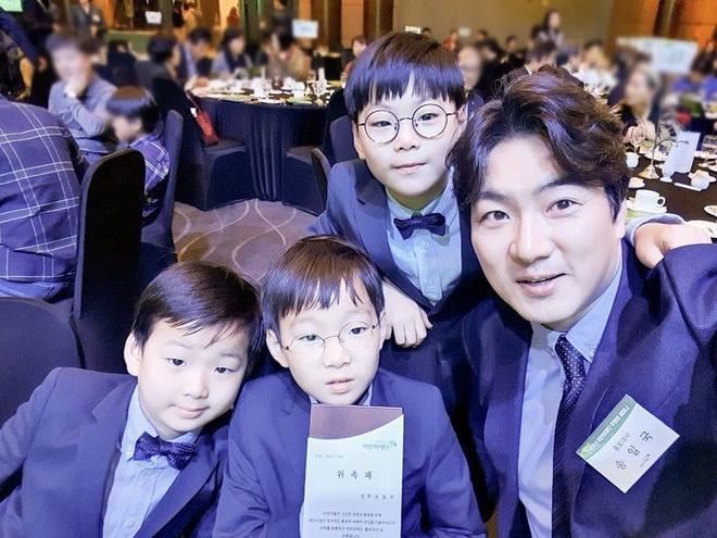 Song Il Gook tiết lộ điều đặc biệt về 3 quý tử Daehan - Minguk - Manse-7