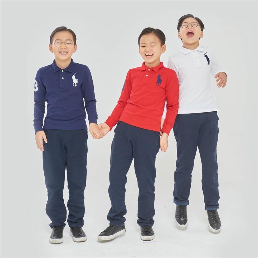 Song Il Gook tiết lộ điều đặc biệt về 3 quý tử Daehan - Minguk - Manse-1