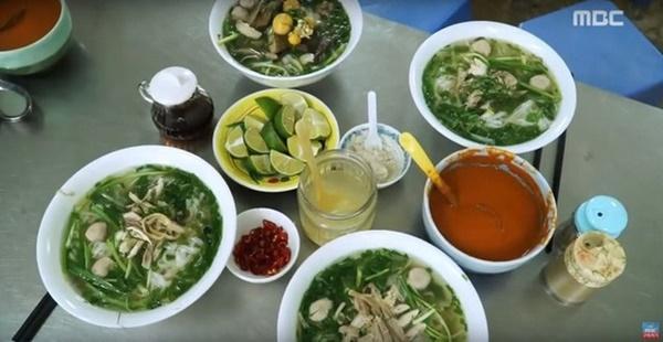 Loạt món ăn dân dã Việt Nam xuất hiện trên truyền hình Hàn Quốc-3