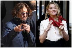 Amber Heard tố Johnny Depp từng đẩy Kate Moss ngã cầu thang
