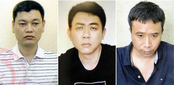 Lái xe của Chủ tịch Hà Nội Nguyễn Đức Chung bị bắt-1