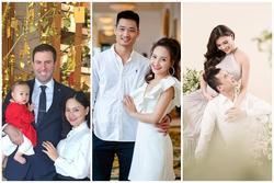 Chồng sao Việt phản ứng khi vợ đóng cảnh nóng: người tự hào, kẻ từ chối xem