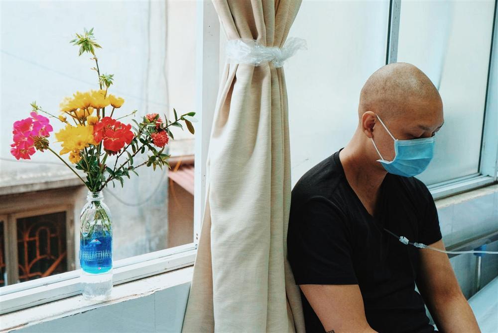 Hoàng Gia Anh Vũ: Tôi nhận ra nhiều thứ nhờ ung thư