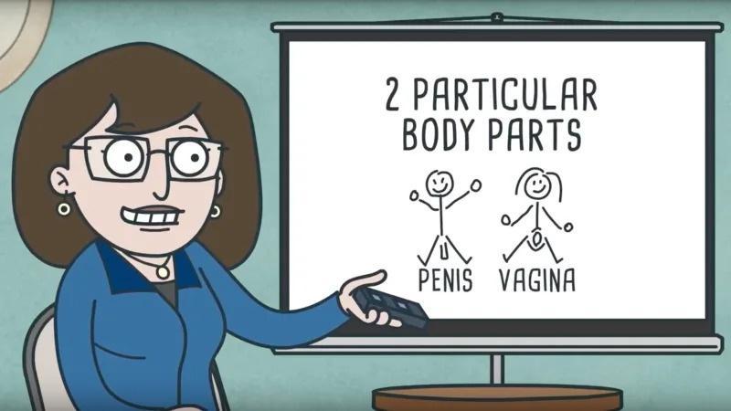 Từ clip người phụ nữ để trẻ sờ vùng nhạy cảm: Hãy dạy bé sớm về giới tính-4