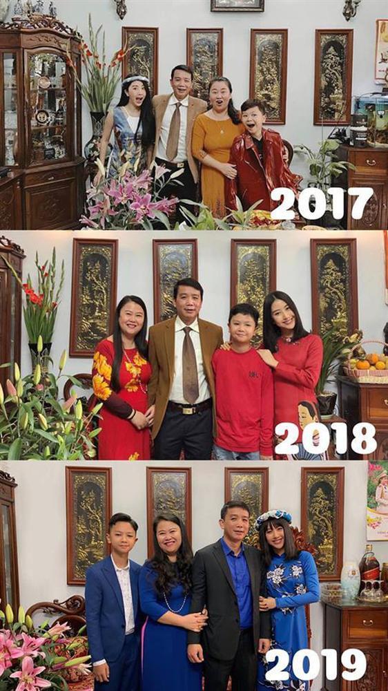 Khoe ảnh du lịch cùng gia đình, ngoại hình bố ruột Quỳnh Anh Shyn chiếm spotlight-7