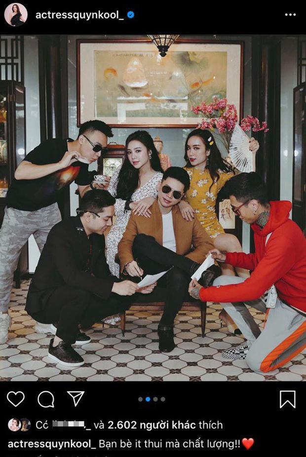 Quỳnh Kool nói một lần cho rõ tin đồn hẹn hò Thanh Sơn và Hoàng Tôn-2