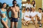 Khoe ảnh du lịch cùng gia đình, ngoại hình bố ruột Quỳnh Anh Shyn chiếm spotlight