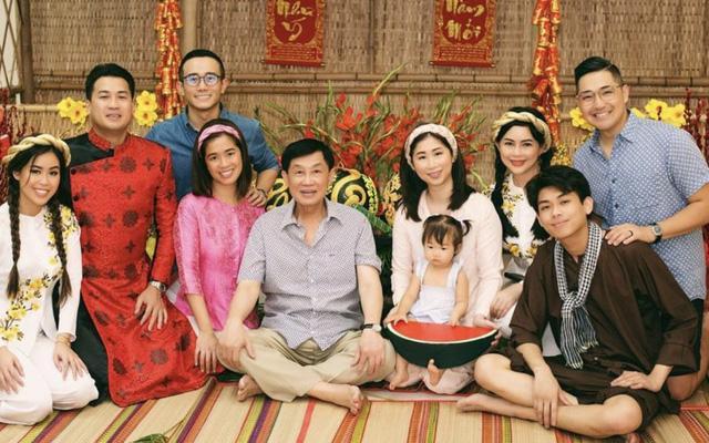 Mẹ ruột và các thành viên kín tiếng nhất trong gia đình chồng Tăng Thanh Hà có cuộc sống thế nào?-1