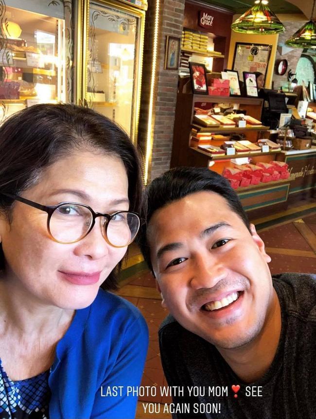 Mẹ ruột và các thành viên kín tiếng nhất trong gia đình chồng Tăng Thanh Hà có cuộc sống thế nào?-2