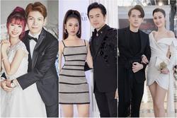 Những sao nam 'nghiện' vợ nhất showbiz Việt