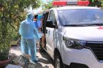 Đưa con rể và cháu ngoại bệnh nhân nghi mắc Covid-19 ở Đà Nẵng đi cách ly