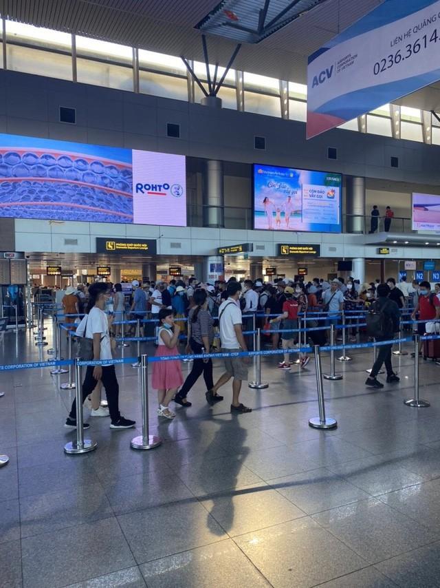 Sân bay Đà Nẵng thất thủ sau khi phát hiện ca nghi mắc COVID-19?-5