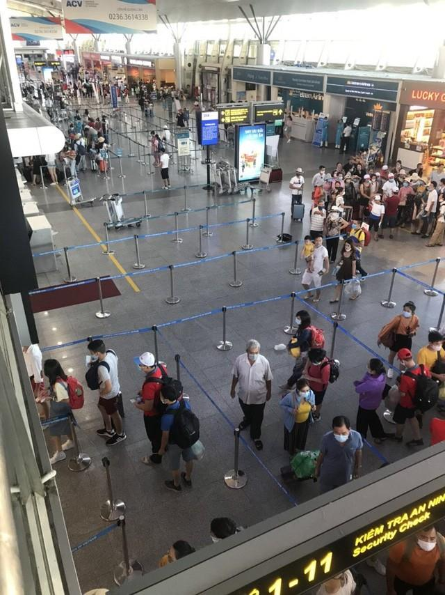 Sân bay Đà Nẵng thất thủ sau khi phát hiện ca nghi mắc COVID-19?-4