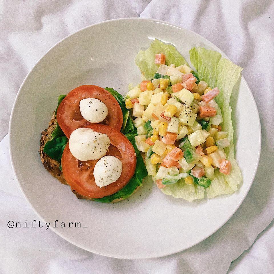 Suất ăn toàn rau củ ngỡ nhạt nhẽo nhưng ngon chẳng kém nhà hàng kiểu Âu của nữ du học sinh Pháp-5