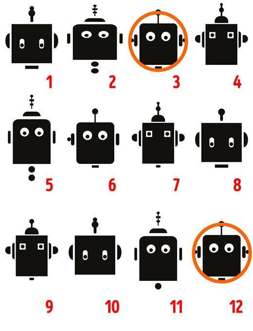 Câu đố thử tài thông minh, nhìn tưởng hack não mà lại đơn giản vô cùng-11