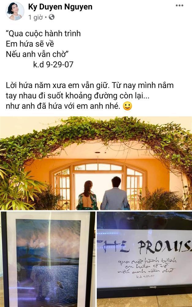 MC Nguyễn Cao Kỳ Duyên tái hợp chồng cũ Trịnh Hội sau hơn thập kỷ ly hôn?-1