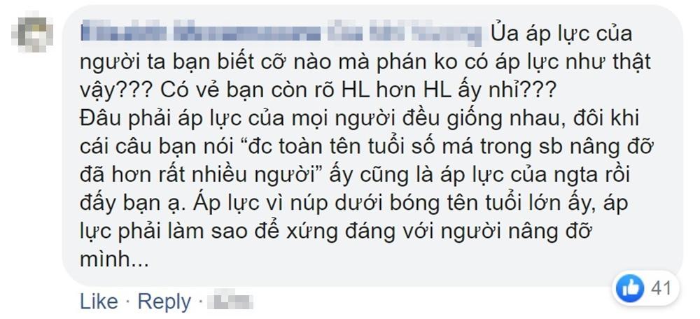 Khán giả cãi nhau khi Hoài Lâm không hứa trở lại showbiz-9