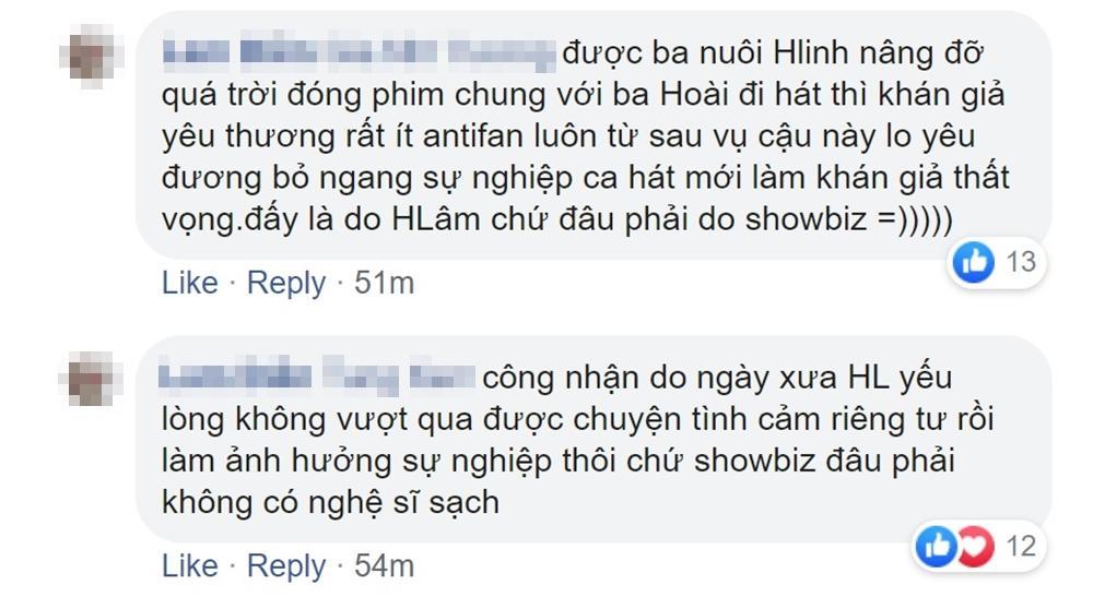 Khán giả cãi nhau khi Hoài Lâm không hứa trở lại showbiz-6