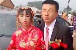 Hình ảnh cô dâu xấu xí, kỳ lạ gây sốt MXH, sự thật phía sau gây tranh cãi