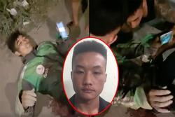 NÓNG: Đã bắt được tên cướp đâm tài xế Grab 6 nhát dao tại Hà Nội