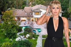 Bên trong biệt thự mới 5 triệu USD của Miley Cyrus